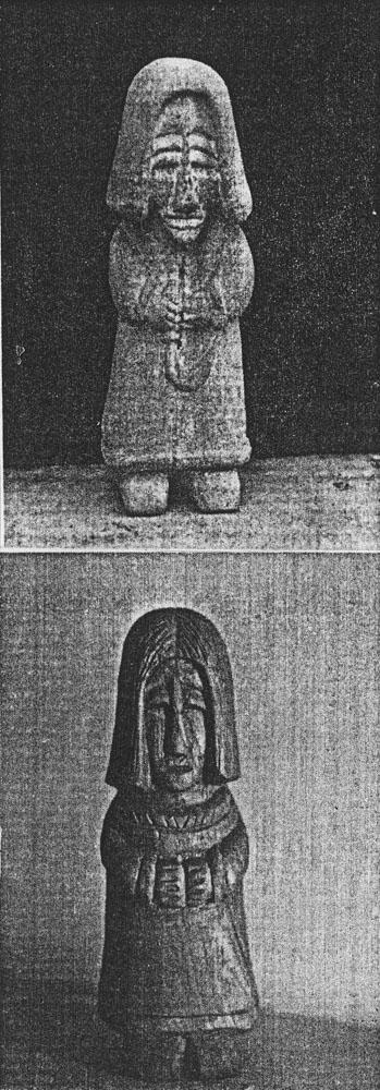 André Périer - sculptures
